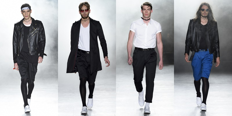 Juan bcapital - inexmoda - bogota fashion week - danielastyling