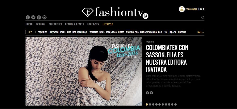 FASHION TV COLOMBIA - FASHIONTV LATINOAMERICA - DANIELASTYLING - BLOG DE MODA