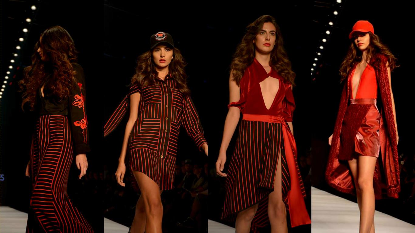 Isabel caviedes - blog de moda - danielastlying - bogota fashion week- 2106- fashion week- fashion blog looks2
